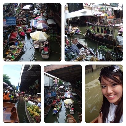 BKK Floating Market 3