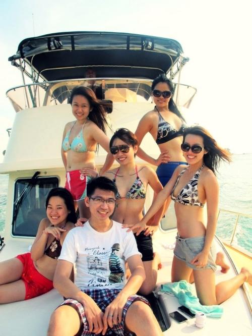 yacht 11e