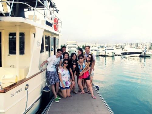 yacht 15e