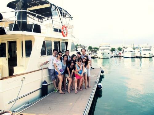 yacht 16e