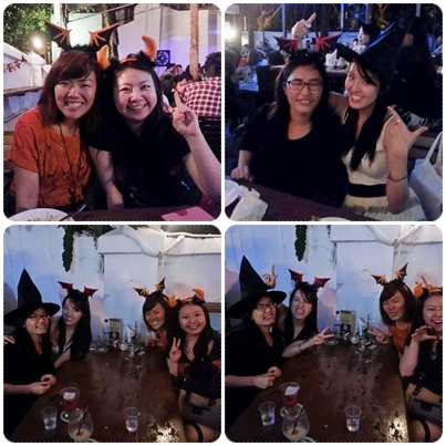 halloween at timbre 2