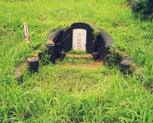 teochew tombstone