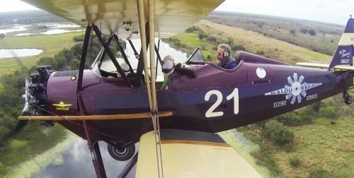 vintage biplane 3
