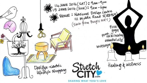 stretch city 1st anniversary
