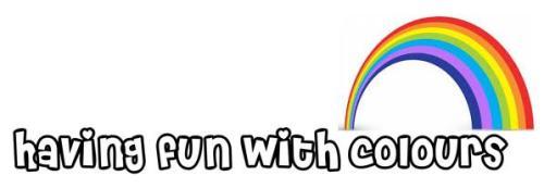 rainbow cake title