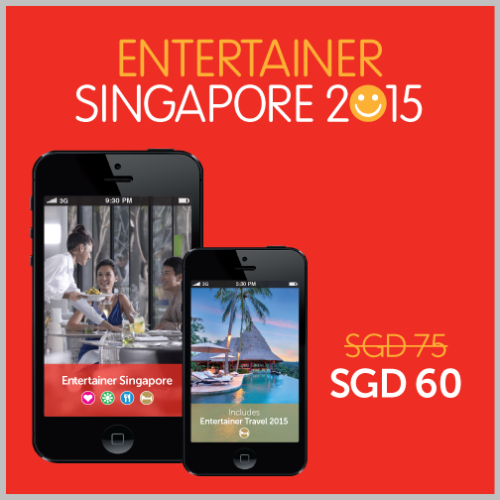 The Entertainer SG 2015