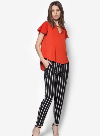 DP Stripe Trouser